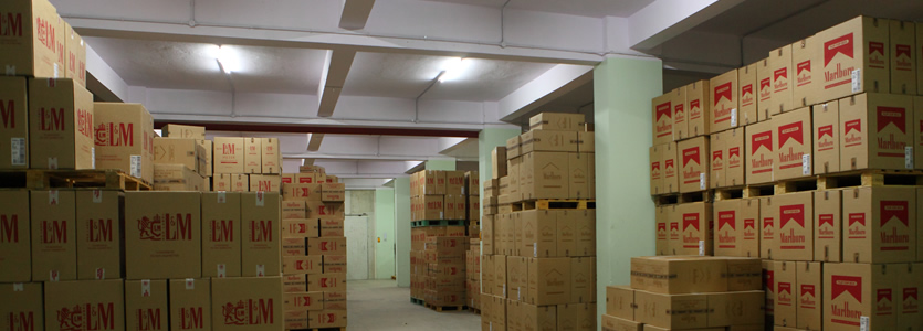 Warehousing and Logistics Facilities